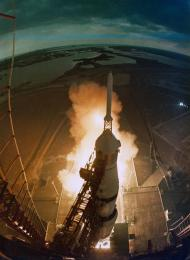 Apollo 14 launch