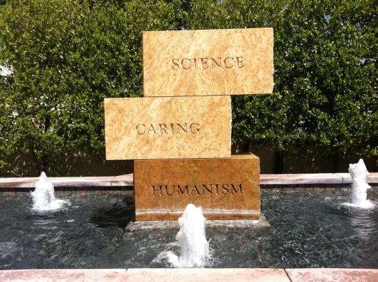 WUHS Fountain
